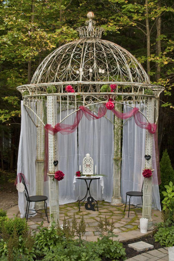 Mariage dans votre jardin plani paysage - Mariage dans son jardin ...