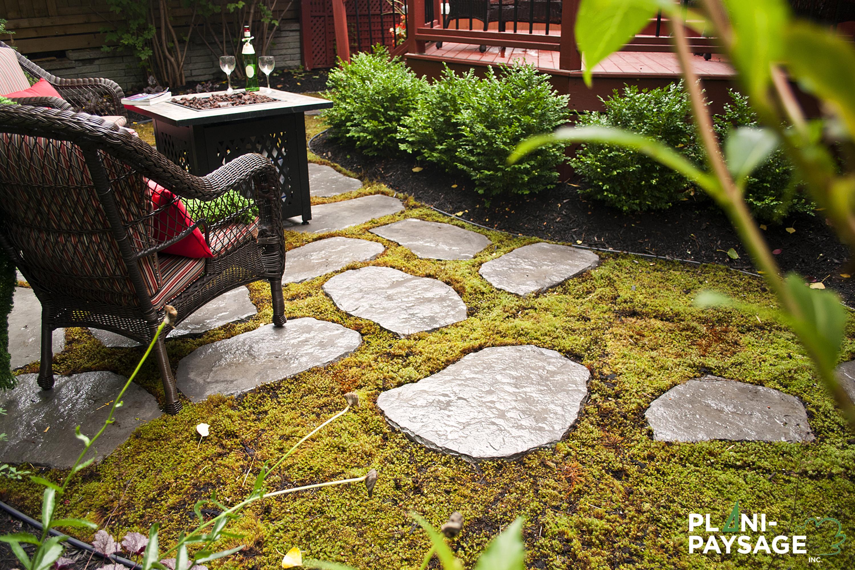Un jardin d ombre qui brille plani paysage for Amenagement jardin ombre