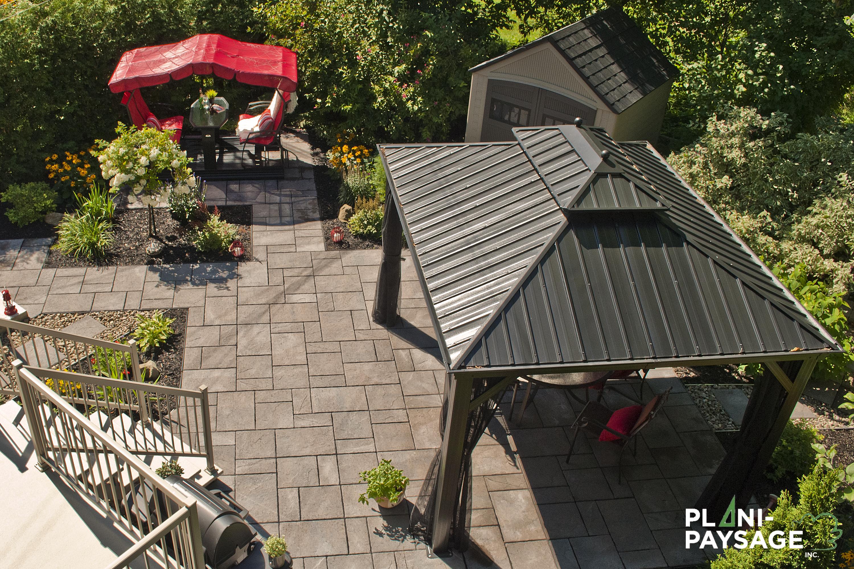 Petit Jardin De Ville En Milieu Urbain Plani Paysage