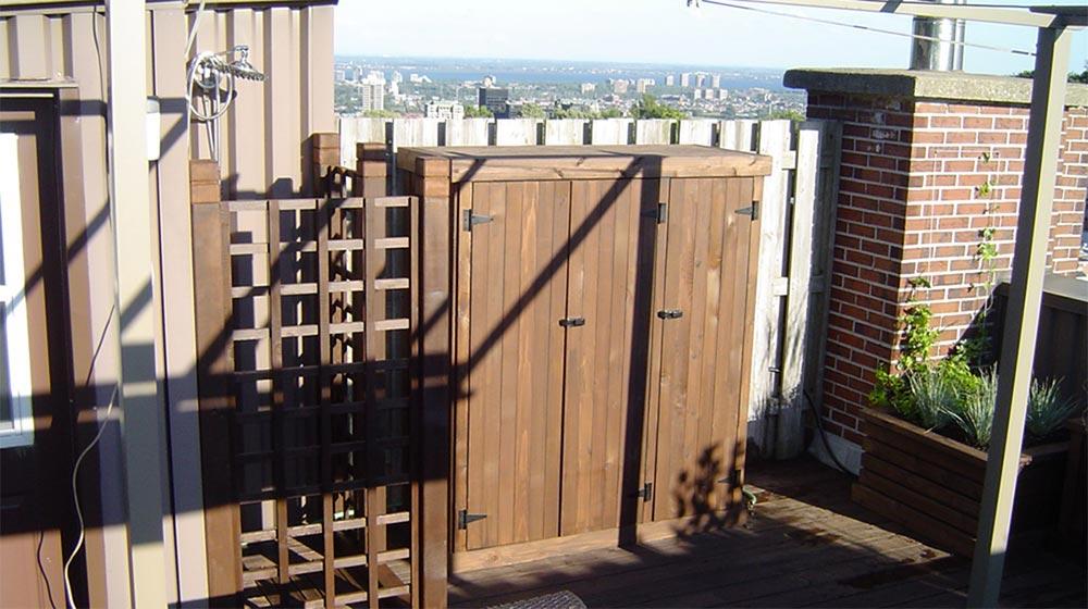 Aménagement D Un Toit Terrasse à Montréal Plani Paysage