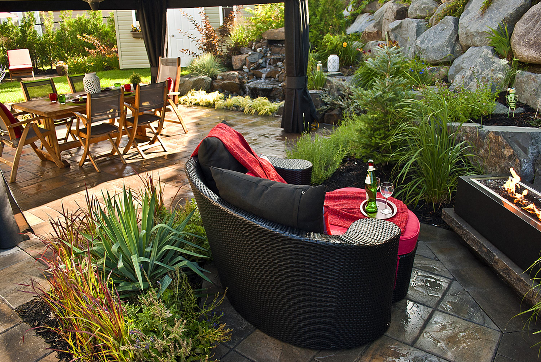 R chauffez vos soir es d automne et prolongez le plaisir for Au jardin des sans pourquoi