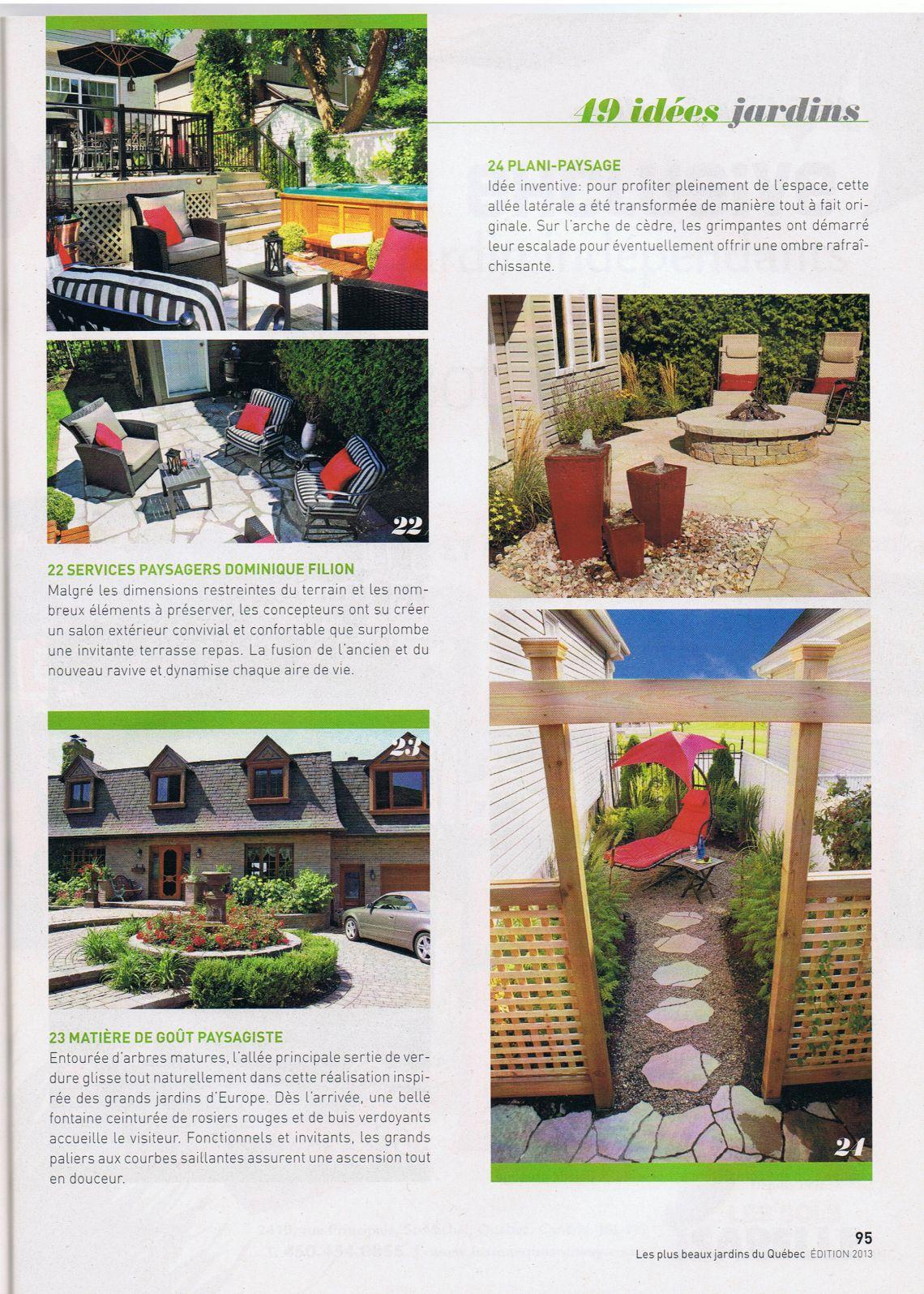 8d Les plus beaux jardins 2013 p95