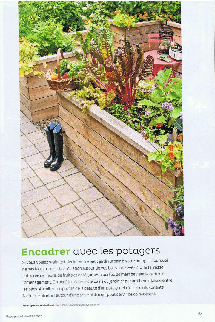 Je jardine Potager