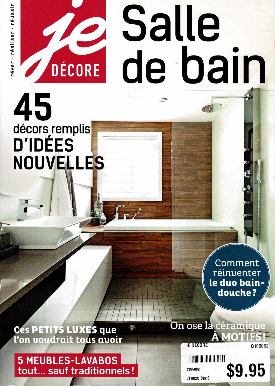 Je d core salle de bain plani paysage - Je decore salle de bain ...