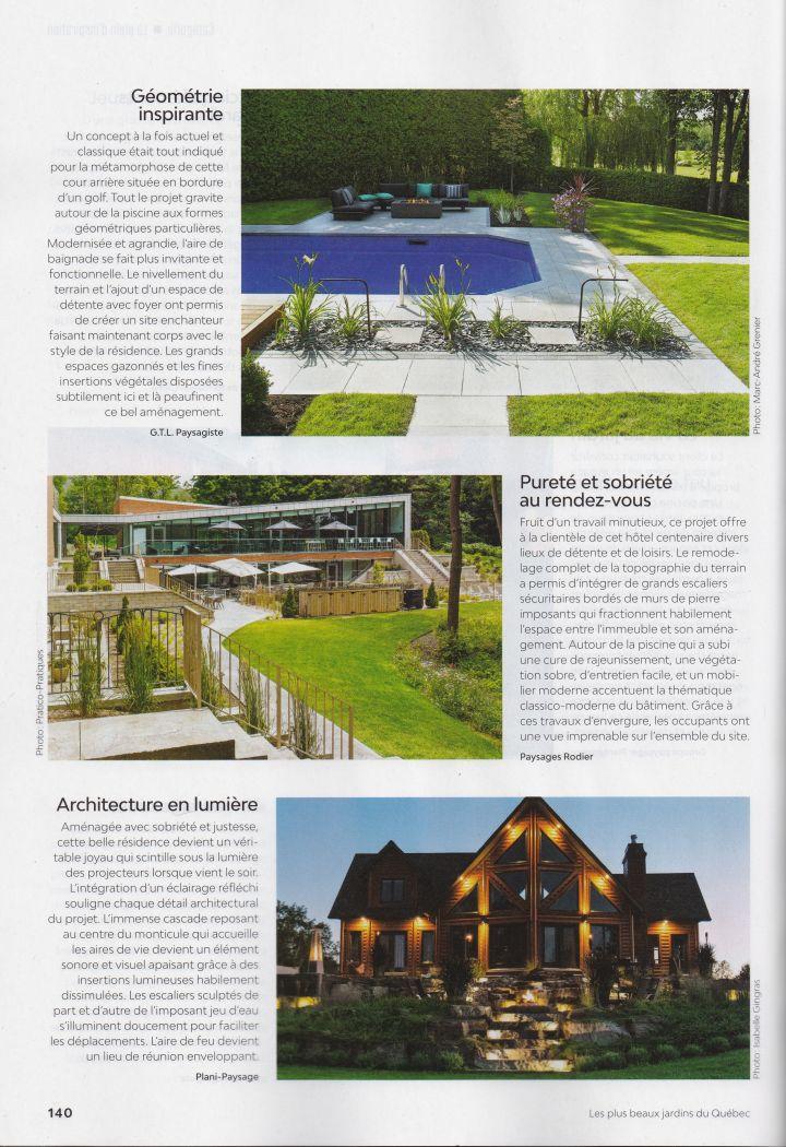 Les plus beaux jardins 2019 p140